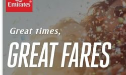Emirates Airlines is having a Super Sale from U.S hubs - Dubaisavers