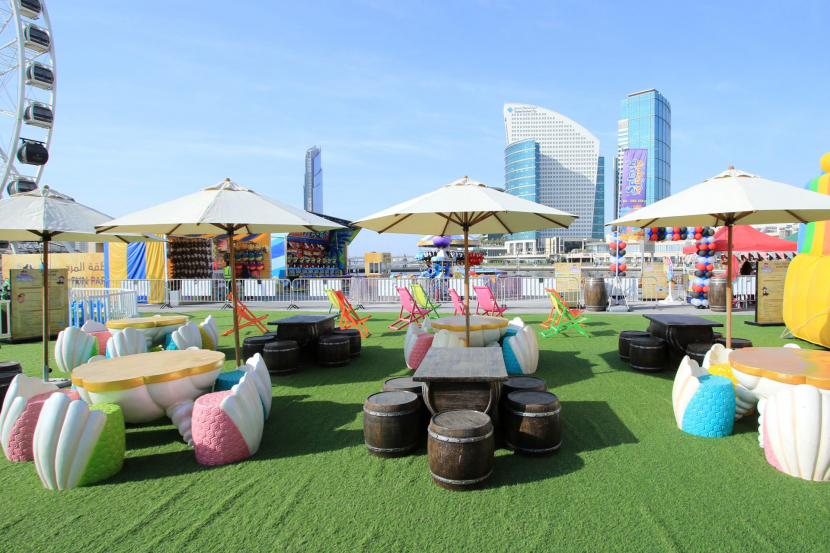 Pirates of the Bay a Free Fun Park opens in Dubai Festival City - Dubaisavers
