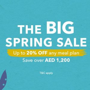 KCal Extra The Big Spring Sale - Dubaisavers