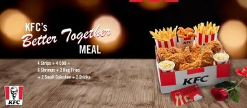 KFC Latest offer-Valentine's day offer - Dubaisavers