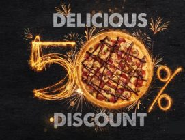 Pizza Hut Latest offers - 50% OFF Exclusive online offer!! - Dubaisavers