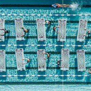 Aqua float
