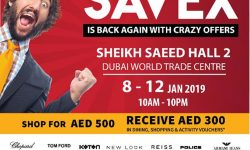 SAVEX is back again at DWTC - Dubaisavers