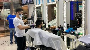Blue Style Salon for Men