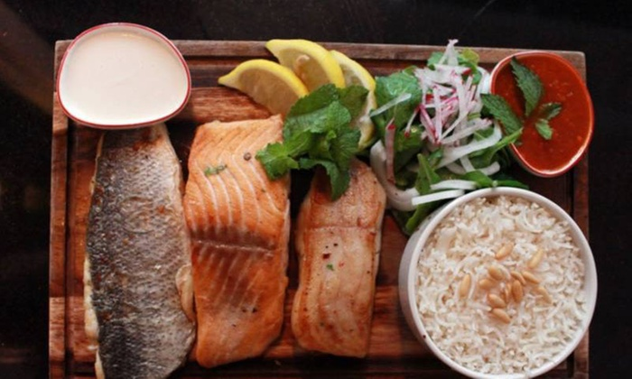 Up to AED 300 Toward Food and Beverages at Grand Cafe Boulevard - Dubaisavers