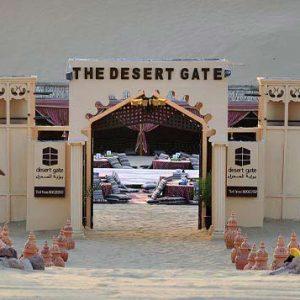The Desert Gate
