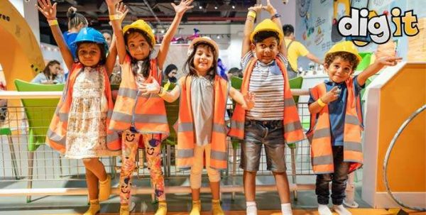 Dig It Summer Camp at The Springs Souk From Emaar Entertainment - Dubaisavers