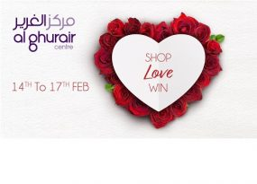 Valentine's day at Al Ghurair Centre - Dubaisavers