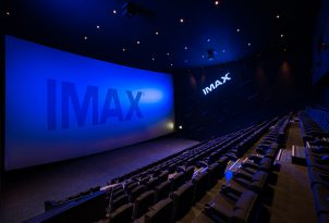 Futuristic new IMAX cinema opens at IMG Worlds of Adventure - Dubaisavers