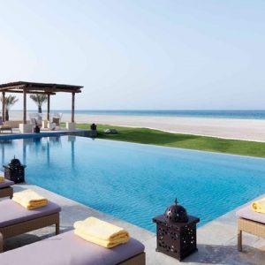 the Anantara Al Yamm Villa Resort