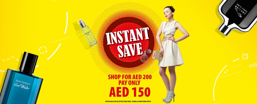 X-pressions Style Instant savings offer - Dubaisavers