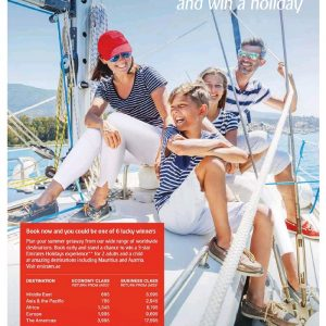 Emirates Airlines Early Bird Summer Offers - Dubaisavers