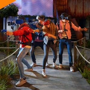 VR Park Theme Park Dubai