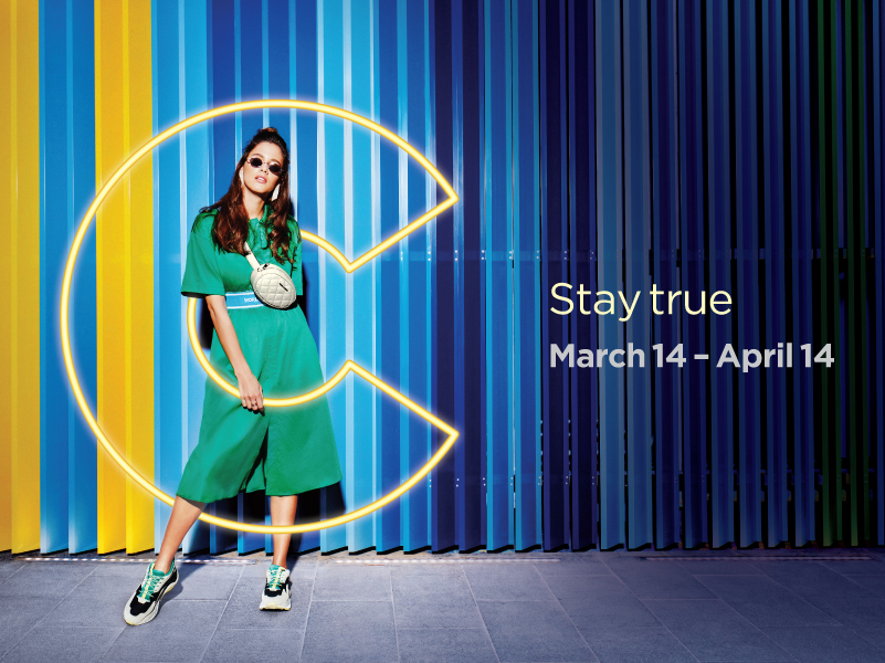 Stay True Promotion at City Centre Deira - Dubaisavers