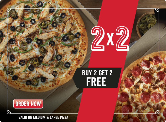 Dominos Pizza Promotion