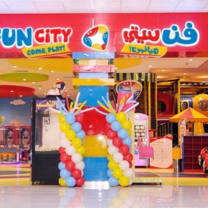 Indoor Play Area Three-Month Membership at Fun City Oasis - Dubaisavers