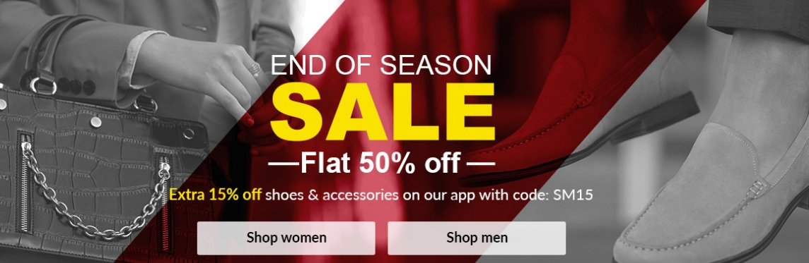 Shoe Mart End of Season sale - Dubaisavers