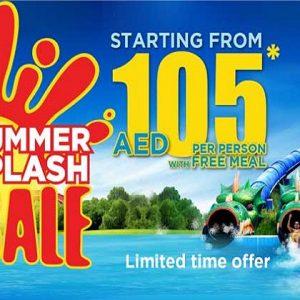 Dreamland Aqua Park Summer Splash Sale! - Dubaisavers