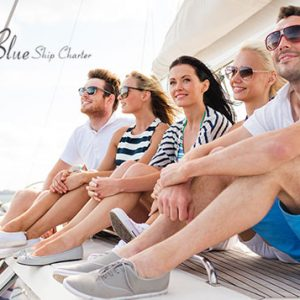 Royal Blue Ship Charter
