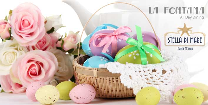 Easter Brunch from Stella di Mare Hotel - Dubaisavers