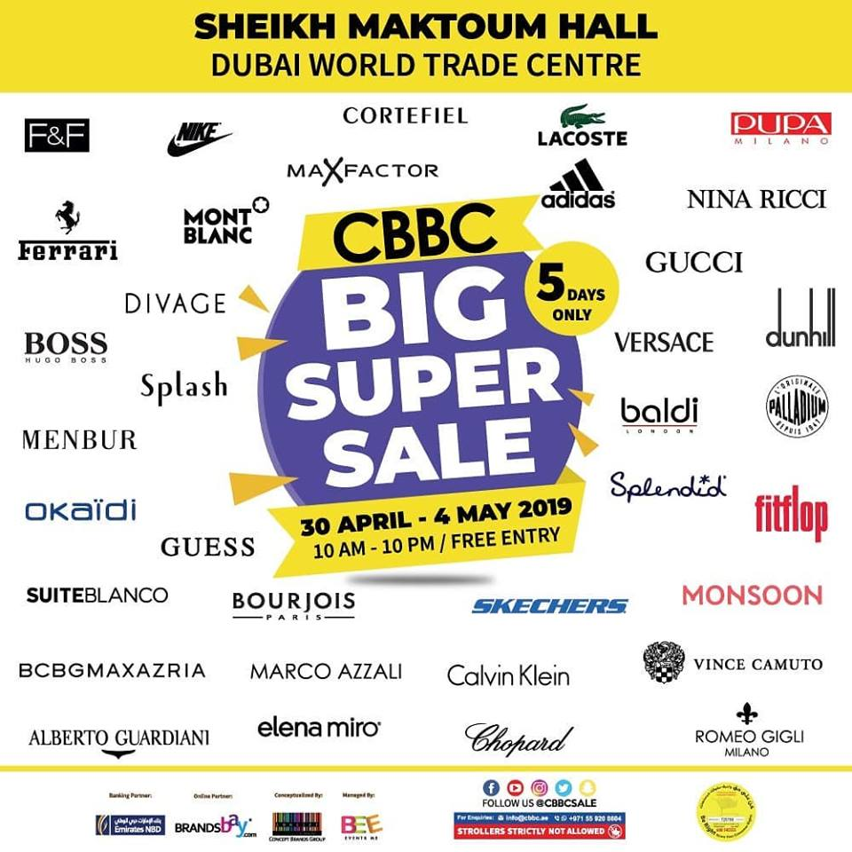 Concept Big Brands Carnival Big Super Sale - Dubaisavers