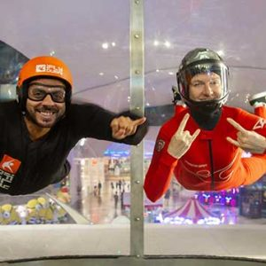 iFly Dubai Indoor Skydiving Flight Experience from Magic Planet - Dubaisavers