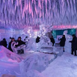 Chillout Ice Lounge Entry, Drink and Starter - Dubaisavers