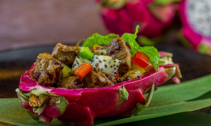 AED 150 Toward Asian Food and Drinks from Dusit Thani - Dubaisavers