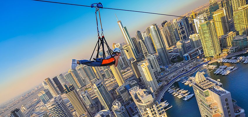 XLine Dubai Marina offers discount on rides during Eid - Dubaisavers
