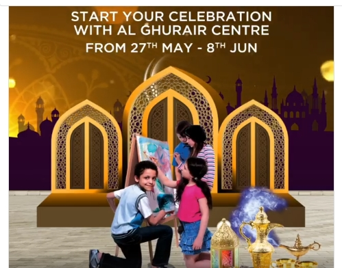 Eid Celebrations at Al Ghurair Centre - Dubaisavers