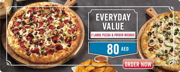 Domino's Pizza Flash deal - Dubaisavers