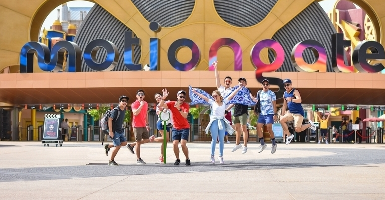Celebrate A Classic Eid Al Fitr At BOLLYWOOD PARKS™ Dubai - Dubaisavers