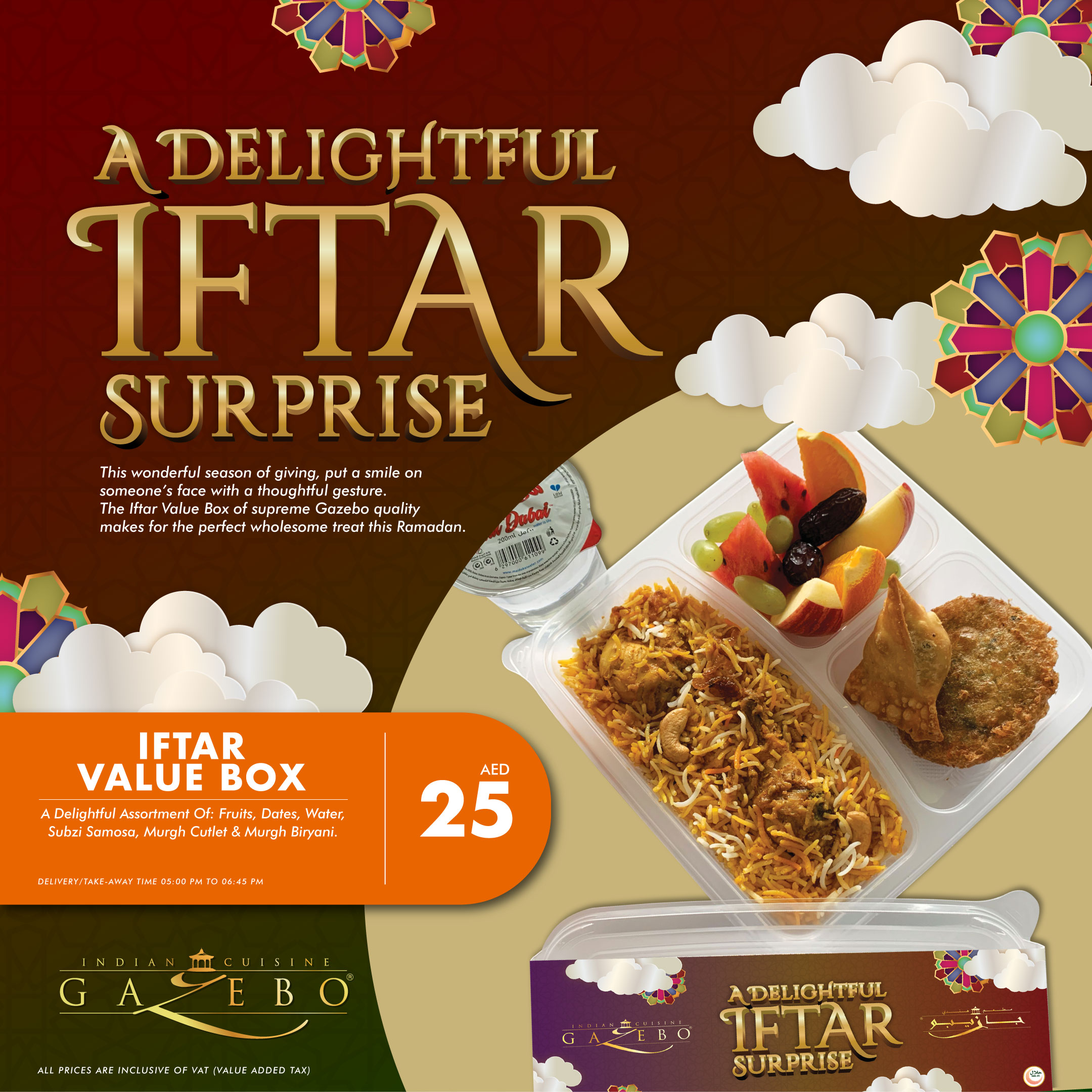 Iftar deals under AED 100 you can't afford to miss - Dubaisavers
