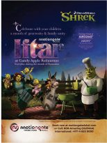 Hop on the joy ride with Shrek Iftar at Motiongate - Dubaisavers