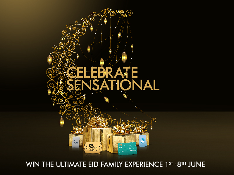 Shop & Win the ultimate Eid Family Prize at Mall of the Emirates - Dubaisavers