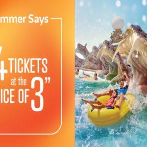 Yas Waterworld Summer offer - Dubaisavers