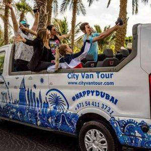 City Van Tours