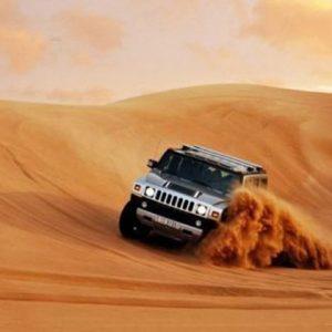 Desert King Tourism