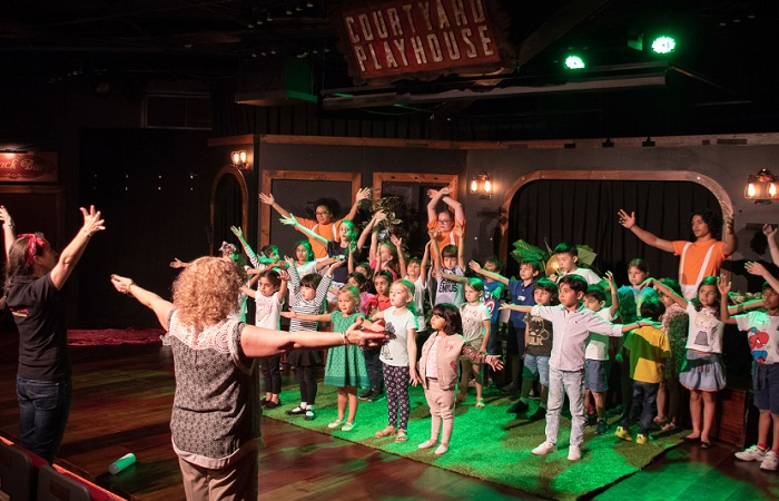 The Courtyard Playhouse launches Kids Storytelling Summer Camp - Dubaisavers