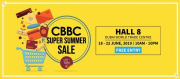 CBBC Super Summer Sale - Dubaisavers
