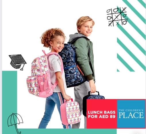 Children's Place Back to School Sale - Dubaisavers