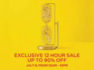 DSS 12 Hour Sale at City Centre Deira - Dubaisavers