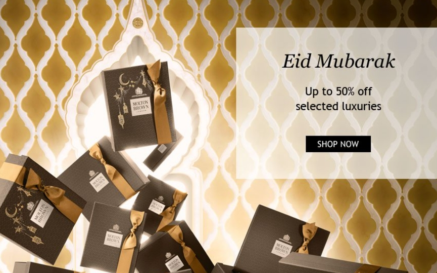 Molton Brown Eid Sale - Dubaisavers