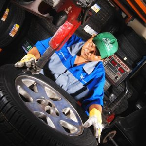 Tyre Express offer - Dubaisavers