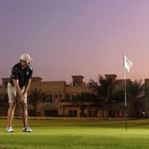 RAK: 1 or 2 Night Stay for Two People with Breakfast and 18-Hole Golf Game at Al Hamra Residence & Village - Dubaisavers