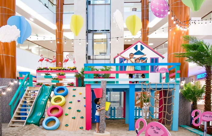 Head to BurJuman Mall for a Summer Extravaganza - Dubaisavers