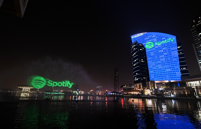Dubai Festival City Mall launches music library with Spotify - Dubaisavers