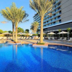 Yas Island:1-3 Nights with Breakfast and Yas Park Tickets at Park Inn, Yas Island Inclusive of Taxes - Dubaisavers