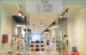 The Luxury Closet Expands in Dubai With the Opening of New Store in Marina Mall - Dubaisavers