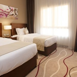 RAK: 1 Night with Option for Breakfast at Tulip Inn Ras Al Khaimah Hotel - Dubaisavers